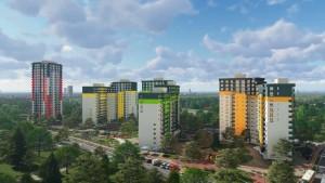 ЖК «Сырецкие сады» - достойное жилье в городе Киев